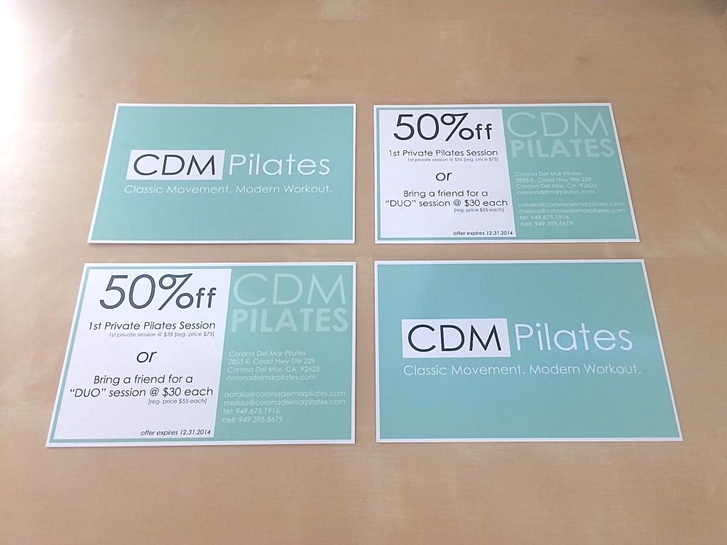 Promo Postcard   Web Design and Graphic Design   Orange County, CA