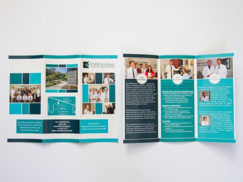 Brochure Design III | Website Design, Orange County, CA